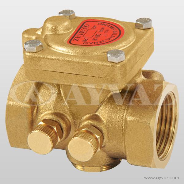 Динамический балансировочный клапан DBV-30