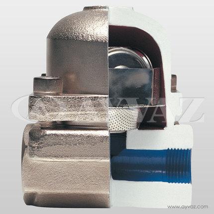 Термостатический конденсатоотводчик TKK-3, фото 2