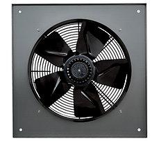 Промышленные вентиляторы низкого давления A-E 506 T, фото 3