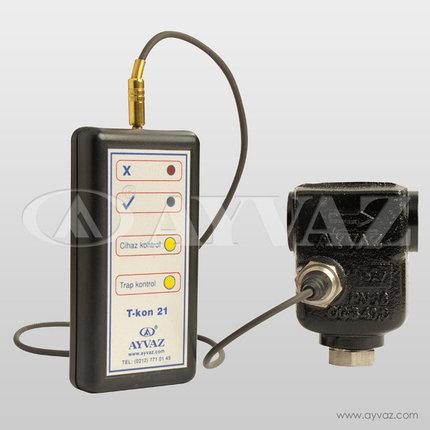 Устройство по контролю работы конденсатоотводчиков, фото 2