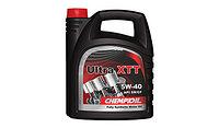 Моторное масло CHEMPIOIL Ultra XTT 5W40 4 литра