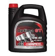Моторное масло CHEMPIOIL Optima GT 10W40 4 литра