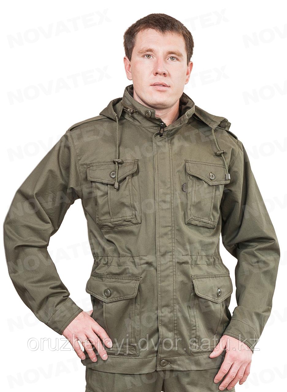 "Куртка ""Нато"", (хлопок 100%, хаки) PAYER р44-54"