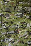 """Костюм """"Спецназ"""", (рип-стоп, зеленая цифра) 7.62, фото 4"""