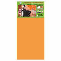 Подложка Солид гармошка Оранжевая / 10,5м2 /1050х500х3мм, фото 1
