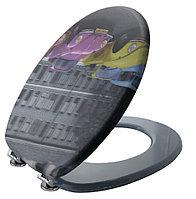 Крышка на унитаз 3D, фото 1