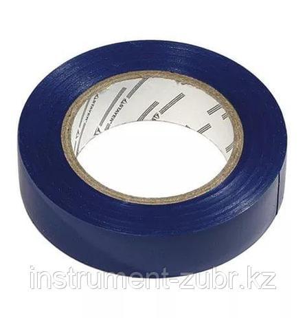 Изолента, STAYER Master 12291-B-15-10, ПВХ, 5000 В, 15мм х 10м, синяя, фото 2