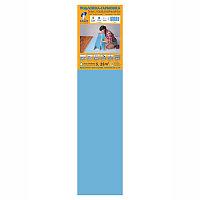 Подложка Солид гармошка Синяя / 10,5м2 /1050х250х5мм, фото 1