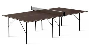 Теннисный стол Start Line Olympic Hobby Outdoor - стол для настольного тенниса с влагостойким покрытием