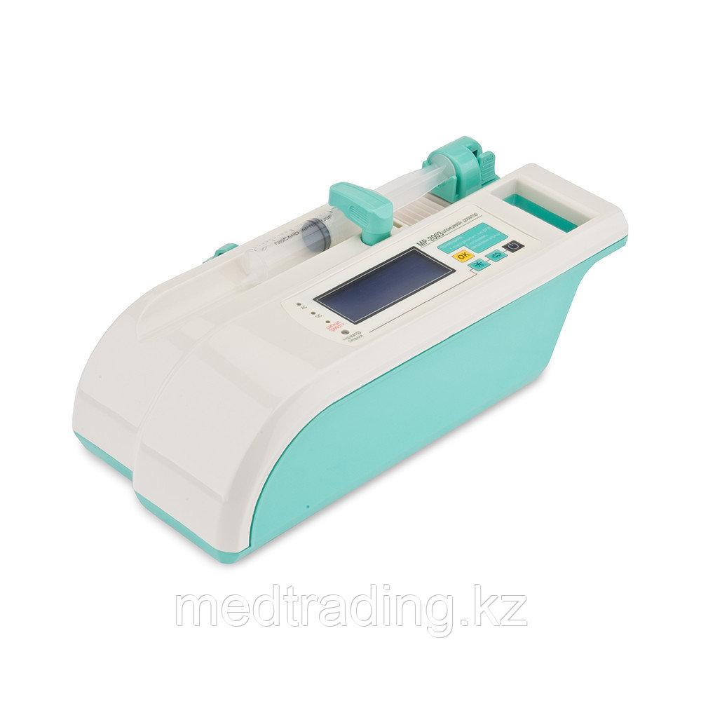 Дозатор шприцевой для внутривенного вливания LINZ-6-B