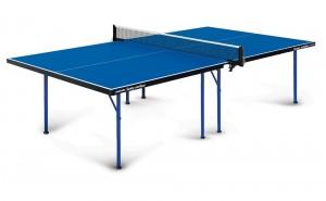 Теннисный стол Start Line Olympic Sunny Outdoor - очень компактный, всепогодный стол