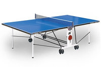 Теннисный стол Start Line Olympic Compact Outdoor LX с сеткой