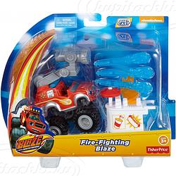 "08.DGK49 ""Вспыш и чудо-машинки"" Fire-Fighting Blaze"