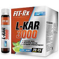 Fit-rx - L-Kar 3000 (20ампул) Земляника
