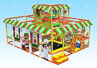 "Детский лабиринт-лазалка ""Pizza House"", фото 1"