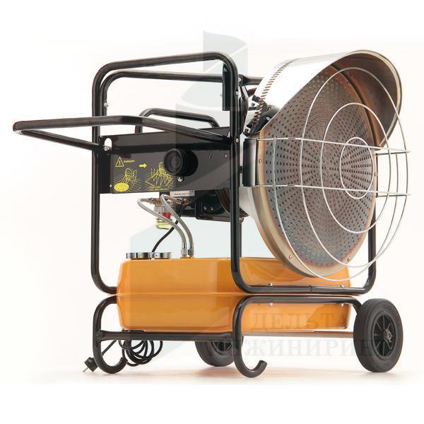 Нагреватель инфракрасный дизельный Caiman VAL6 KBE1SC