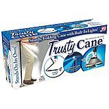Трость телескопическая с подсветкой Trusty Cane (Трасти Кейн), фото 4