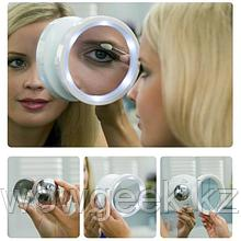 Зеркало на магните с увеличением и подсветкой Swivel Bright (Свивел Брайт)