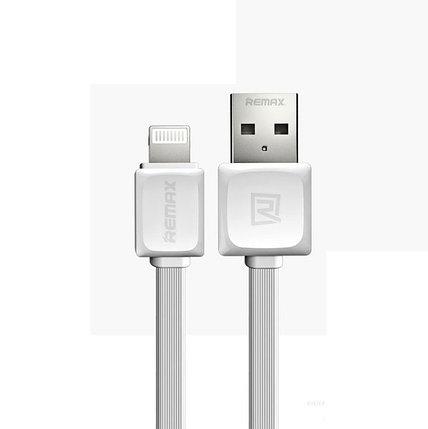 Кабель Remax RC-008i Fast Data Cable Lightning USB, фото 2