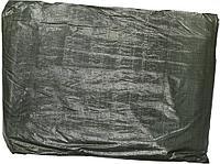 """Тент-полотно STAYER """"PROFI"""" универсальный,из тканого полимера высокой плотности 90 г/м3,с люверсами,водонепроницаемый, 4мх5м"""
