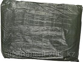 """Тент-полотно STAYER """"PROFI"""" универсальный,из тканого полимера высокой плотности 90 г/м3,с люверсами"""