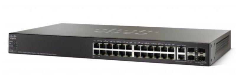 Коммутатор Cisco SG500X-48MP-K9-G5