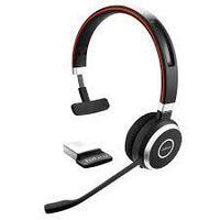 Проводная гарнитура Jabra Evolve 65 Charging Stand, Link360, Mono UC