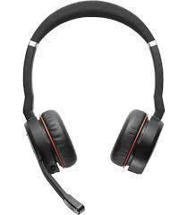 Проводная гарнитура Jabra Evolve 75 Stereo MS incl. Link 370
