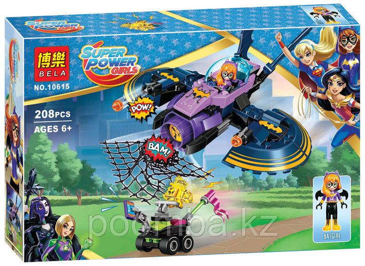 "Конструктор Bela""Super Power Girls""-Погоня на реактивном самолете"