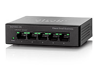 SG110D - 5-Port Gigabit Desktop Switch (SG110D-05-EU)
