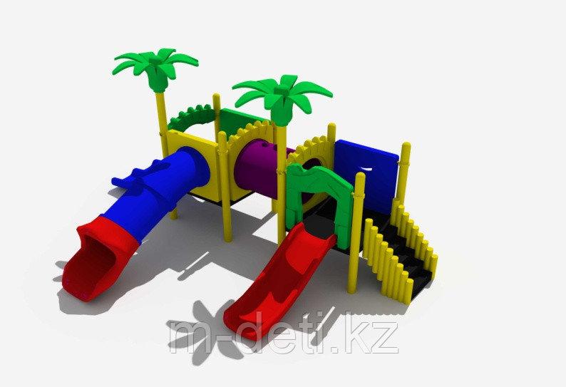 Детский игровой комплекс Веселые горки
