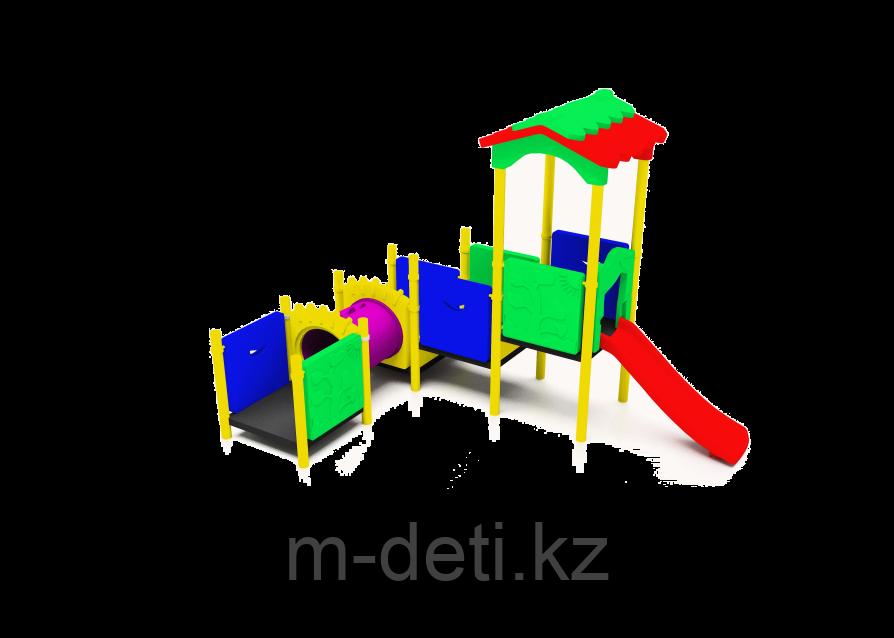 Игровой комплекс Домовенок