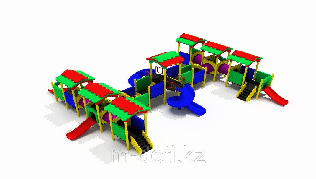Детский игровой комплекс Городок