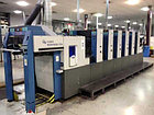 KBA Rapida 74-6 CX б/у 2004г - 6-красочная печатная машина, фото 3