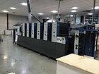 KBA Rapida 74-6 CX б/у 2004г - 6-красочная печатная машина, фото 5