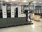 KBA Rapida 74-6 CX б/у 2004г - 6-красочная печатная машина, фото 6