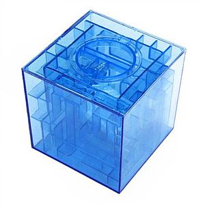Кубик лабиринт-копилка