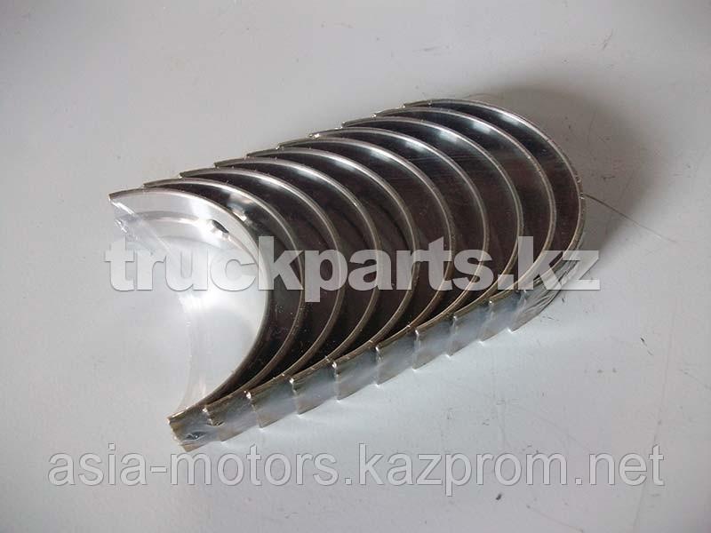 Вкладыши коренные 0.00 комплект M4651A 4JB1/4JG1 ДВС BJ493ZLQ E049302000007/8