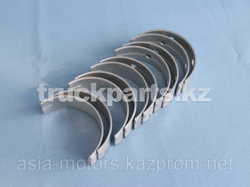 Вкладыши коренные 0.00 комплект ДВС CA4D32-09 1005150-X2