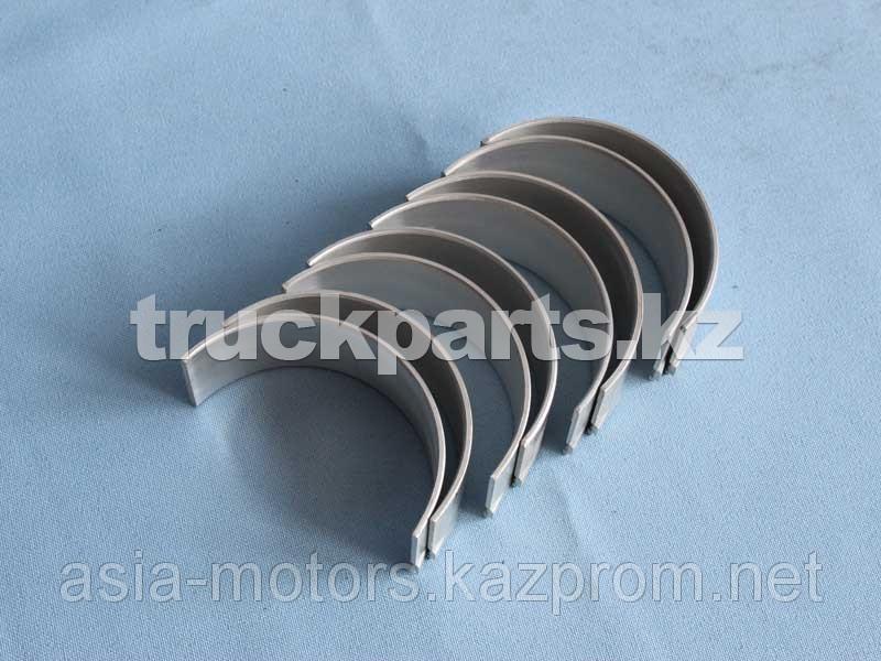 Вкладыши шатунные 0.25 комплект ДВС CA4D32-09 1004100-X2 0.25