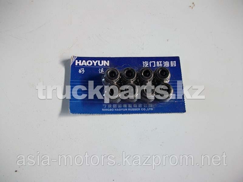 Колпачок маслосъемный комплект 4D26 (QC490) ДВС 4D26 (QC490)