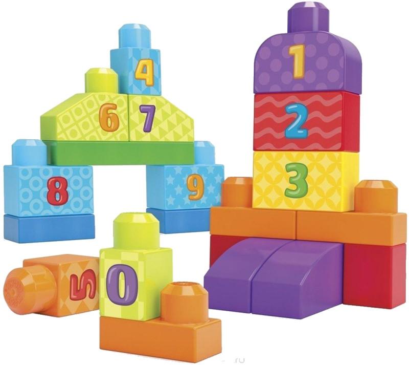 Конструктор MEGA Bloks 1-2-3 Count DLH85