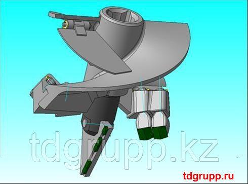 Бур БЛ-500 мм. БК-01203.50.000 под квадрат 62 мм для БКМ