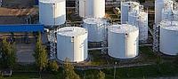 Прием и хранение светлых нефтепродуктов