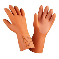 Перчатки диэлектрические латексные, фото 1