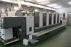 Shinohara 75-VH б/у 2006г - пятикрасочная печатная машина, фото 5