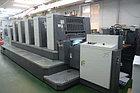 Shinohara 75-VH б/у 2006г - пятикрасочная печатная машина, фото 6