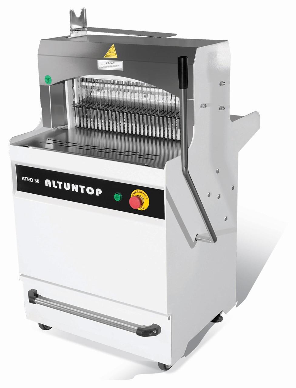 Полуавтоматическая хлеборезальная машина ATED