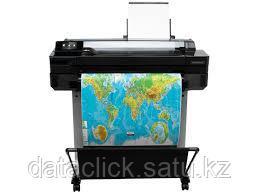 "Плоттер HP CQ890A Designjet T520 ePrinter (24""/610mm/A1) 4 ink color, 2400x1200 dpi, 25.6 m2/hr, 1Гб, Ethernet"