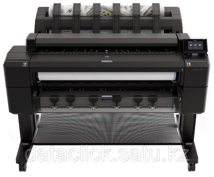 "Плоттер HP CR358A Designjet T2500 eMFP (36""/914мм/A0) 6 ink color ePrinter/Scanner/Copier, 2400x1200 dpi, 120"